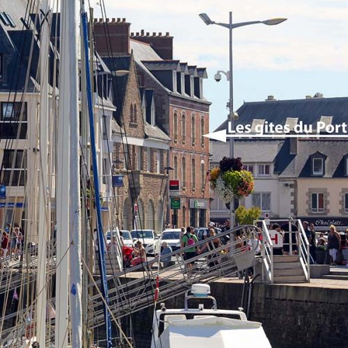 Gites port paimpol explorateur